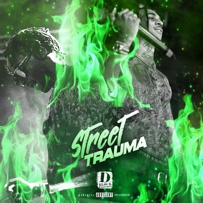 D-Block Europe - Street Trauma (2019) - Album Download, Itunes Cover, Official Cover, Album CD Cover Art, Tracklist, 320KBPS, Zip album