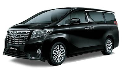 Rental Alphard Jakarta Asiatour Rent Car