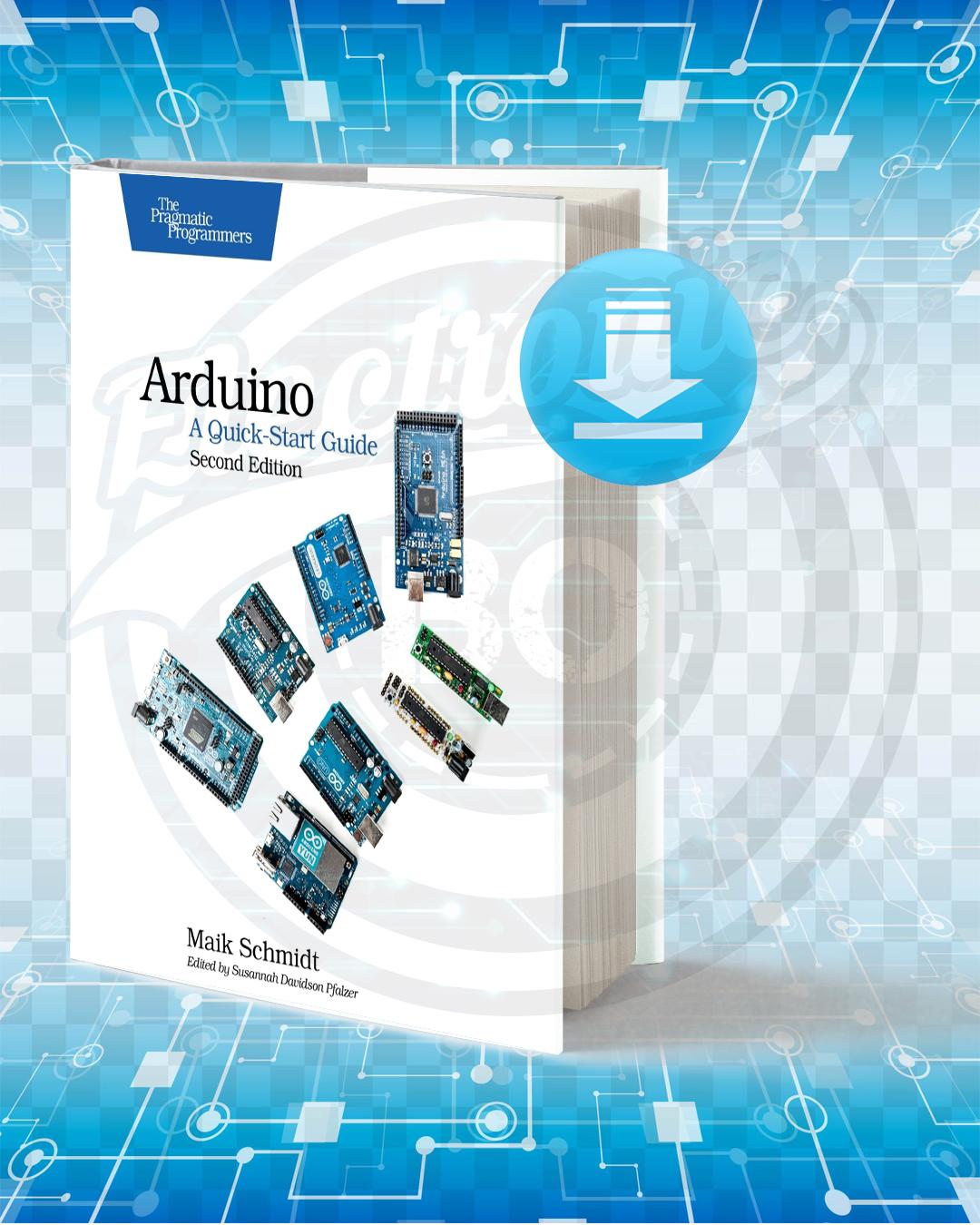 Free Book Arduino pdf.
