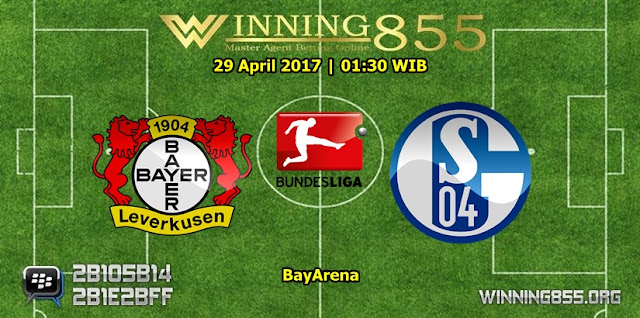 Prediksi Skor Bayer Leverkusen vs Schalke 29 April 2017