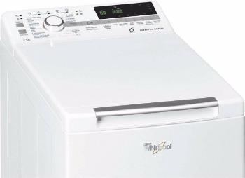 Wasmachine bovenlader Whirlpool