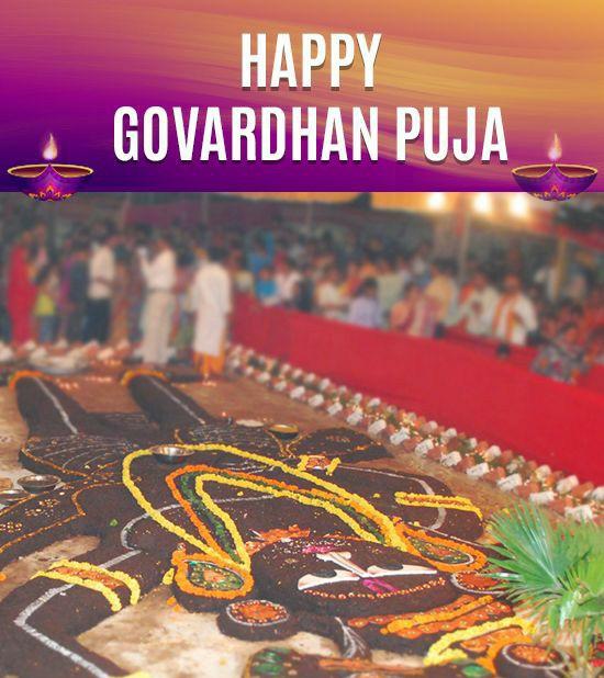 happy govardhan puja wishes in hindi
