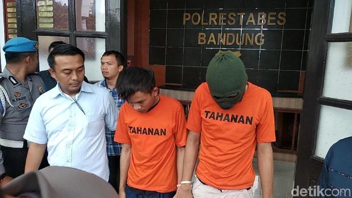 Dua Pelaku Pembacokan Brutal Di Bandung Akui Salah Sasaran