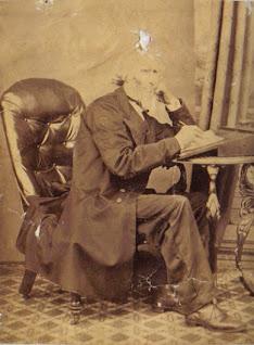 John Nevin senior early 1870s