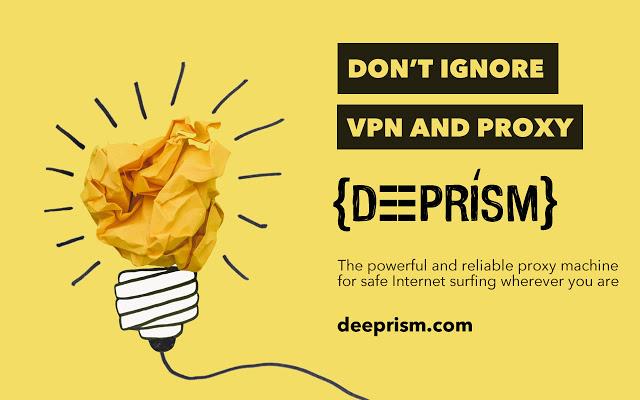 Proxy + Free VPN DEEPRISM في بي ان اي بي فرنسا