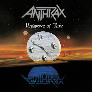 "Anthrax - ""Persistence of Time"""