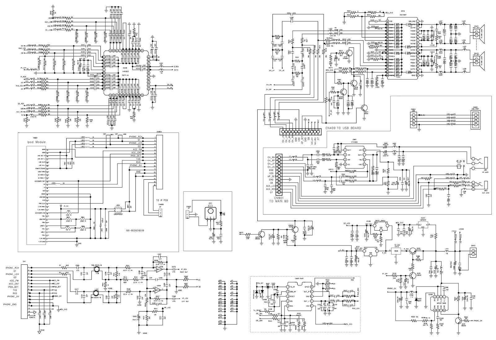 Schematic. Click on the pictures to zoom in