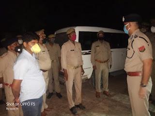फिरोजपुर अपडेट : आईजी ने कानून व्यवस्था पर जतायी नाराजगी   #NayaSaveraNetwork