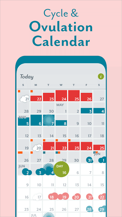 تطبيق Clue للدورة الشهرية للأندرويد 2019 - Screenshot (4)