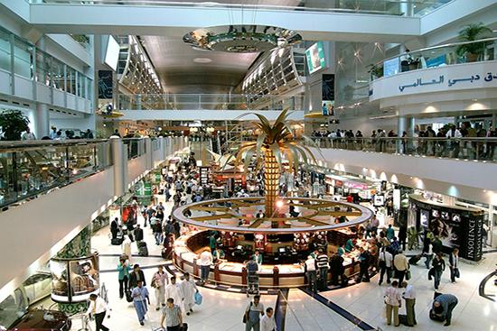 وظائف مطار دبي الدولي 2019