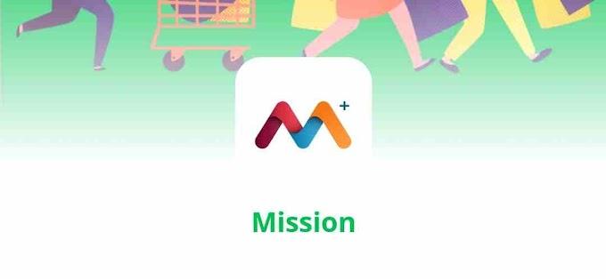Terbaru!! Aplikasi Mission Apk Penghasil Uang, Bonus Daftar Rp.30.000, Begini Caranya...