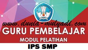 Modul Guru Pembelajar Mata Pelajaran IPS SMP