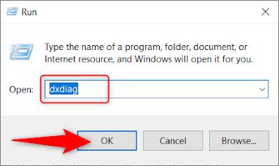 كيفية معرفة إصدار DirectX في نظام التشغيل Windows 10