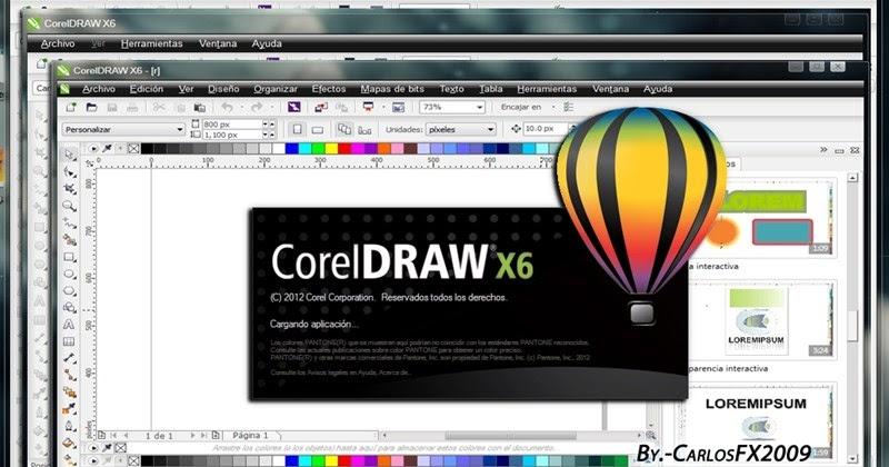 Corel Draw X6 Portable Gratis Programas Warez