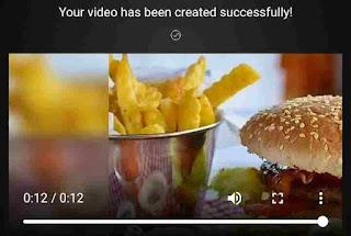 Jio Phone me image se video bnaye