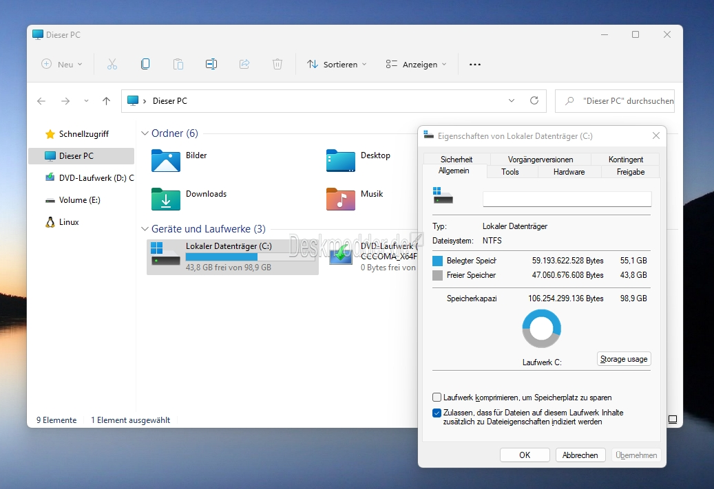 Microsoft rimuove Pulizia disco da Windows 11