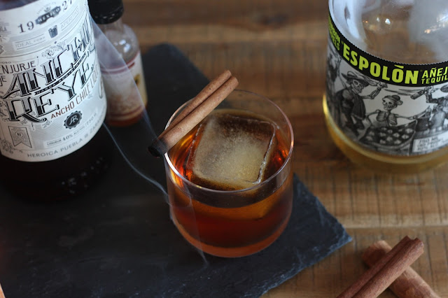 Bonfire cocktail