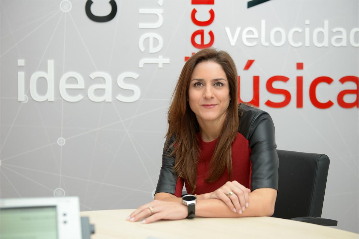 """Javiera Robles: """"La migración hacia un ecosistema digital es el reto de hoy"""" - #WTWEC"""