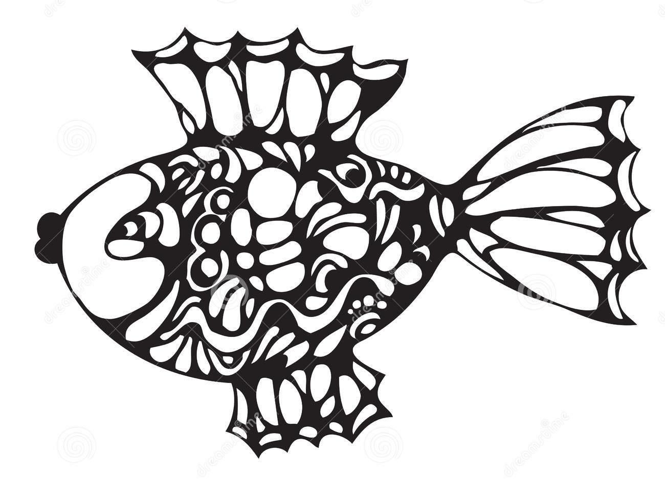 Informasi Belajar Anak Interaktif Download Mewarnai Gambar Ikan