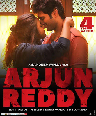 Arjun Reddy 2017 Telugu [Hindi Subtitle] 720p HDRip 1.3GB