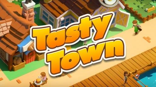 تحميل لعبة Tasty Town مهكرة أموال و نقود لا نهاية