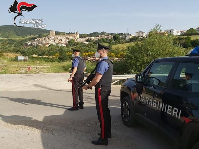 Pietramontecorvino (FG): arrestato 25enne Macedone per omicidio stradale