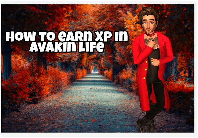 How can I earn XP in Avakin Life?