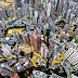 6 Gambar Permandangan Skyline Bandar Hong Kong Yang Sarat Dengan Pembangunan..!!!