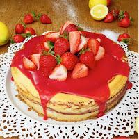 Erdbeere Cheesecake