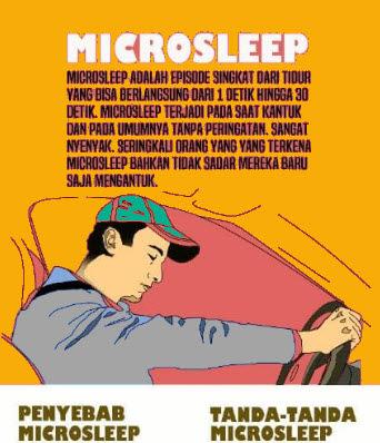 Cara Ampuh Menghindari Microsleep