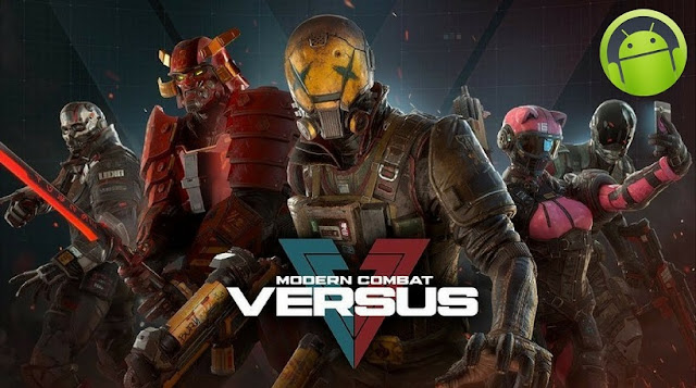 Download Modern Combat Versus APK MOD Android Game