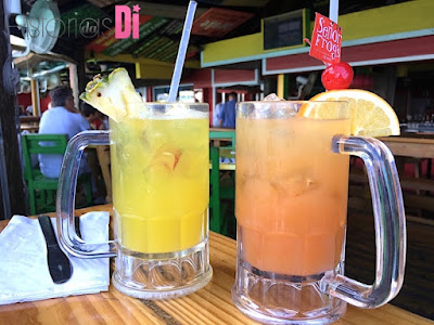 Drinks Coloridos - Señor Frogs