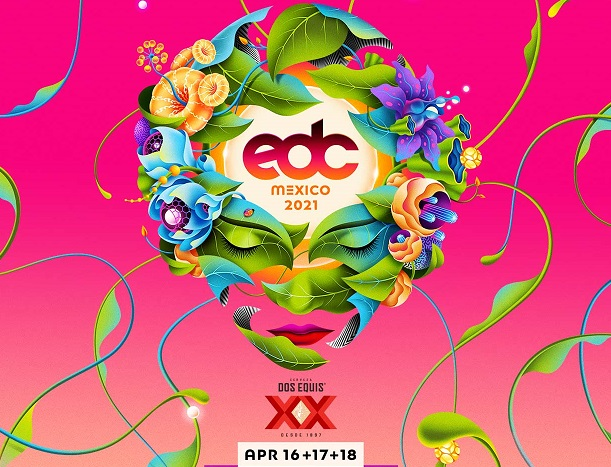 EDC Festival Mexico 2021
