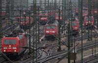 Происшествие на железной дороге