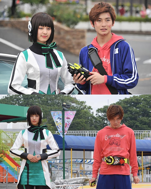 Kamen Rider Zero-One Episode 1 Preview!
