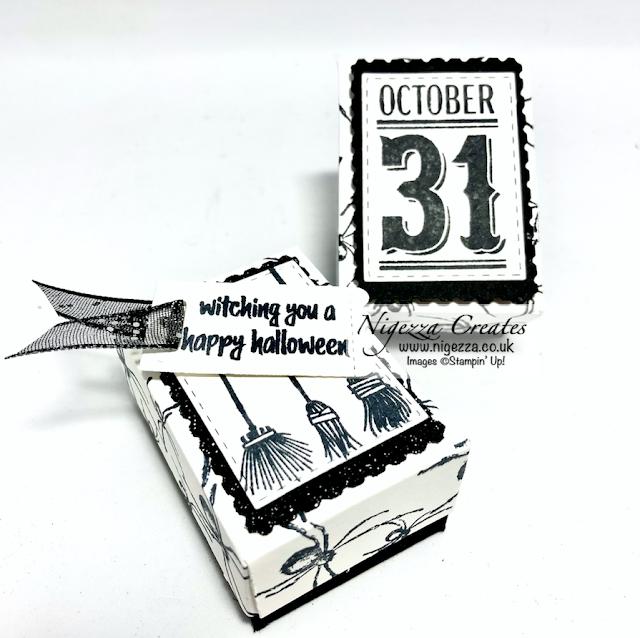 3D Paper Trimmer October Blog Hop: Halloween