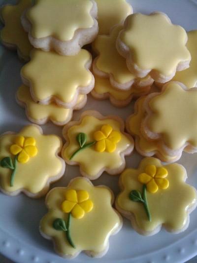 Simple Cute Cookies