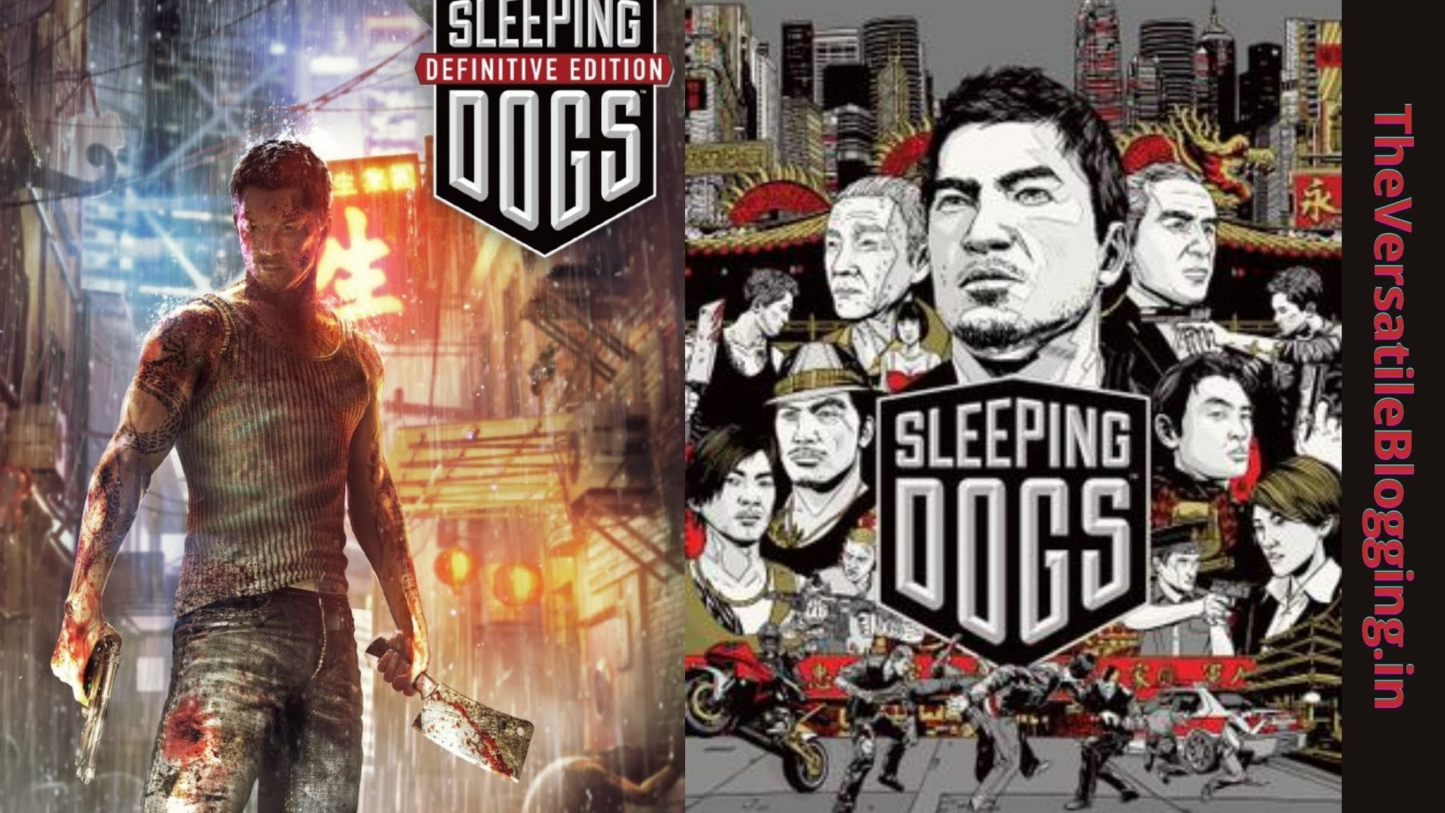 Sleeping Dogs - Best Games Like GTA For PC [Latest]