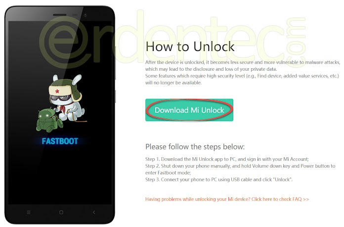 Download Mi Unlock