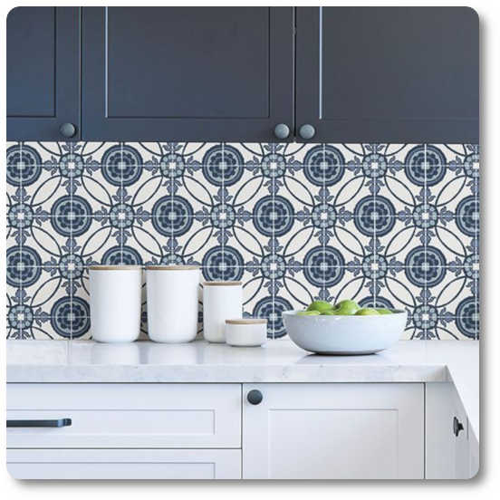 Kitchen decor using pottery - Image courtesy of pin.it/xyecevvvzzbcwu