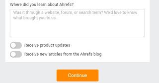 Ahrefs webmaster tool free me use kare