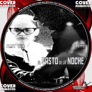 GALLETA EL VASTO DE LA NOCHE - THE VAST OF NIGHT 2019[COVER DVD]