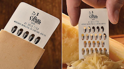 Credit Card Sized Grater