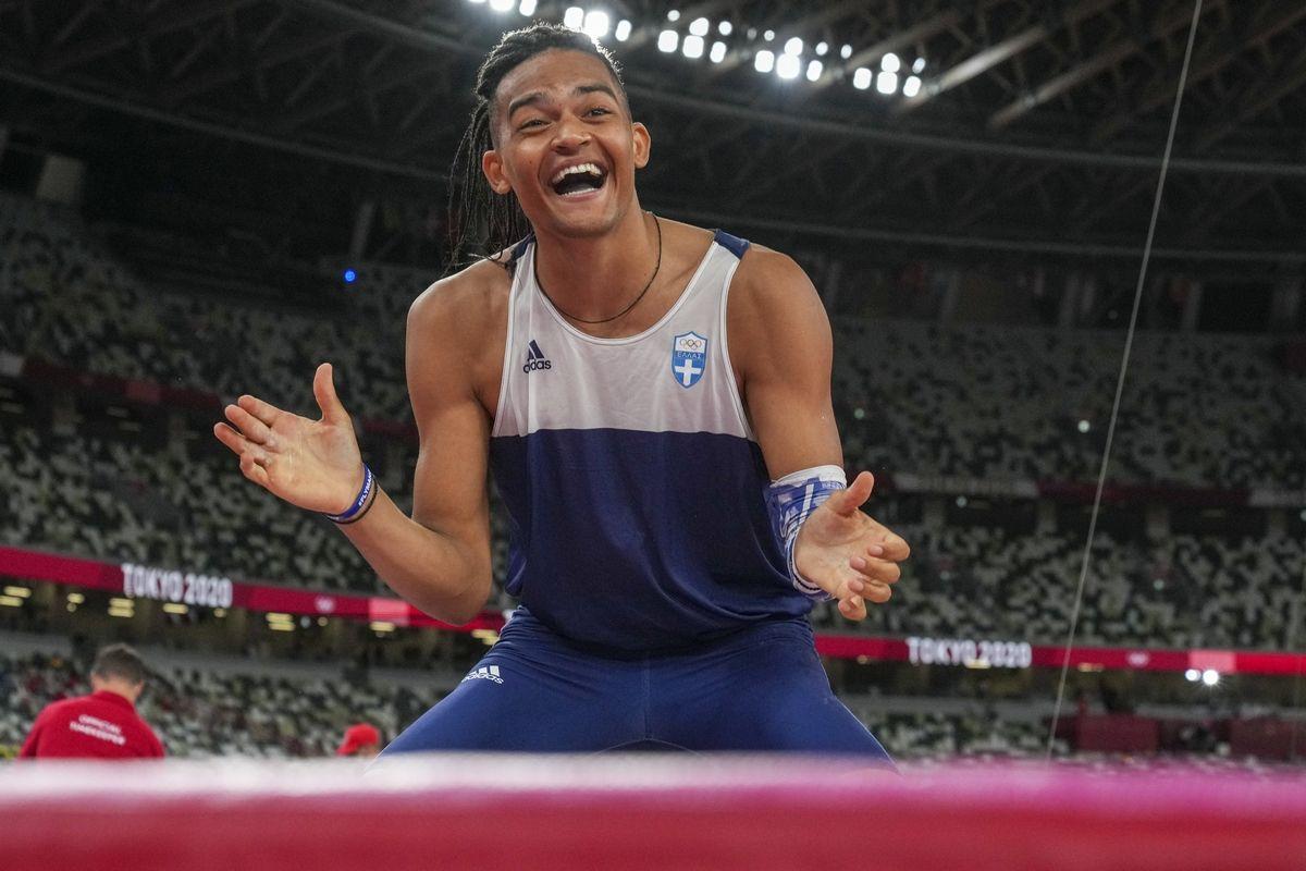 Ολυμπιακοί Αγώνες: Ο Εμμανουήλ Καραλής στην 4η θέση του κόσμου
