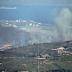 Ενισχύονται οι δυνάμεις της Πυροσβεστικής στον Μαραθώνα - Κοντά σε κατοικημένη περιοχή η φωτιά (Video)