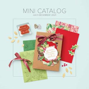 Stampin' Up! July-December Mini Catalogue
