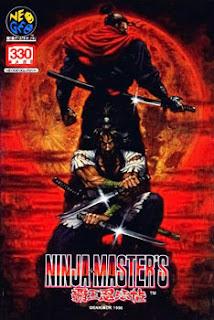 Ninja Masters: Haoh-Ninpo-Cho (ROM / Arcade / FightCade)