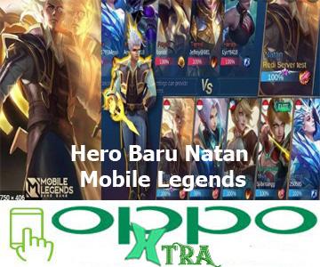 Hero Baru Natan Mobile Legends