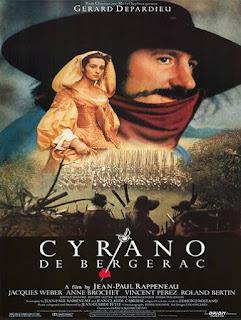 póster de la película Cyrano de Bergerac
