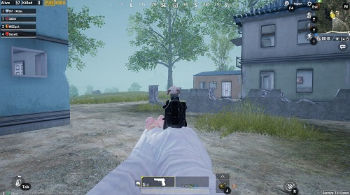 Ban ngày là khoảng giây phút để game thủ giữ sức cùng tích trữ đạn dược